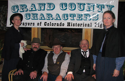 Grand County Characters club